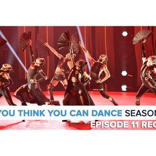 So You Think You Can Dance 14 | Episode 11 Recap Podcast