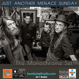 Just Another Menace Sunday #787 w/ THE MONOCHROME SET