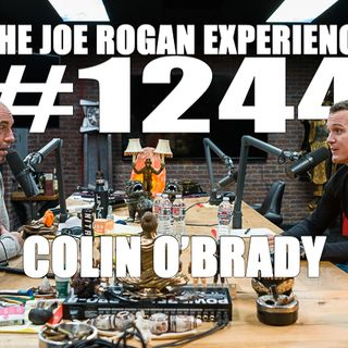 #1244 - Colin O'Brady