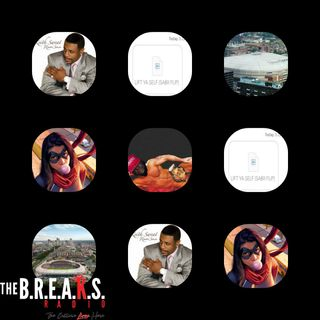 "The B.R.E.A.K.S Radio Episode 8: Lift Ya Sweat The team is back this week discussing Kanye West's ""Lift Yourself"", Ms. Marvel coming to the"