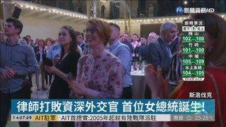 15:31 史上首位! 芝加哥選出非裔女同志市長 ( 2019-04-04 )