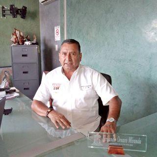 VOCES 1 abril 2019. Hoy entrevista a FERNANDO OROZCO, dirigente de RUTA GRIS.