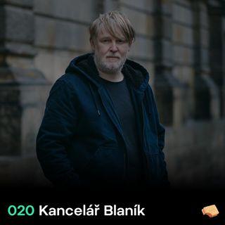 SNACK 020 Kancelar Blanik