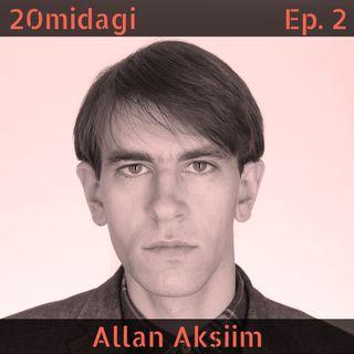 Allan Aksiim tehisintellektist, isejuhtivatest autodest ja ühiskonnast