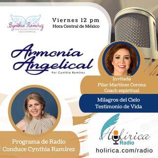 Armonía Angelical - Milagros del Cielo, Testimonios de Vida