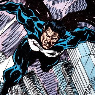 """Source Material #134 - """"What If Venom Had Possessed The Punisher"""" (Marvel)(1992)"""