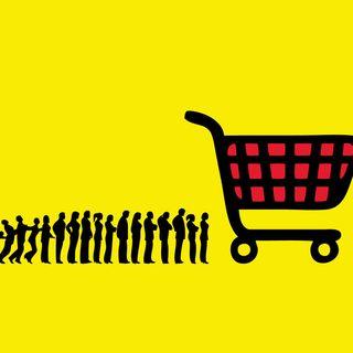 Perso nel supermercato di Giovanni Giusti
