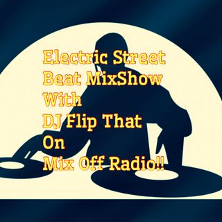 Electric Street Beat MixShow 7/20/20 (Live DJ Mix)