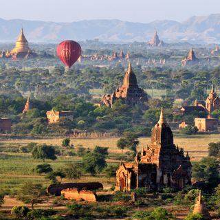 Myanmar - Büyülü Pagodalar Ülkesine Yolculuk