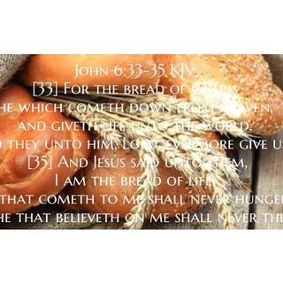Bread of Life with Rev. Ray and Rev. Robyn  Spiritual Gifts #109 Replay