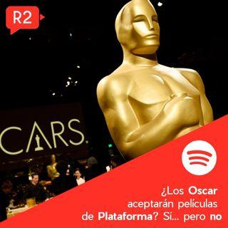 Los Oscar Premiaran a Peliculas de Plataforma