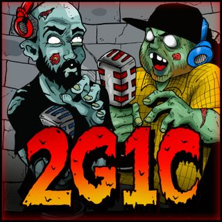 2G1C - Episode 9 - Halloween Goretacular Episode - Blood Diner