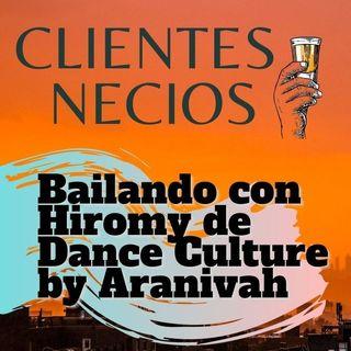 Cómo bailar bien con Hiromy de Dance Culture by Aranivah