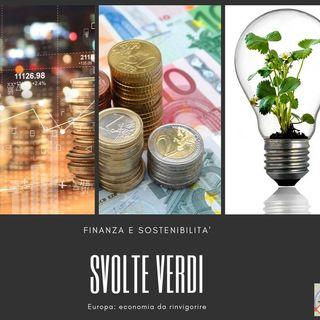 #233 La Borsa...in poche parole - Svolte Verdi - 23/9/2019