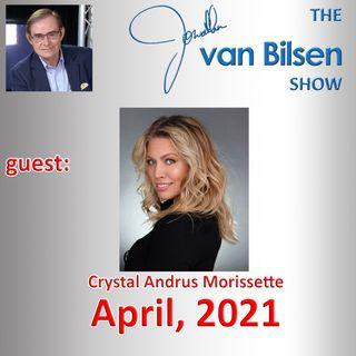 2021-04 - Crystal Andrus Morissette, Empowering Women