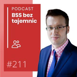 #211 Ludzie BSS - Jakub Bejnarowicz