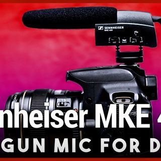 Hands-On Tech: Sennheiser MKE 400 Review