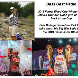 A conversation with the FLW Forest Wood Winner Clent Davis & FLW Pro Brandon Cobb & College Sensation Nick Ratliff