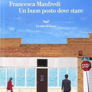 """Francesca Manfredi """"Un buon posto dove stare"""""""