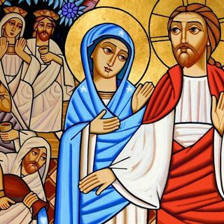 Jesus é o fim último da devoção a Maria