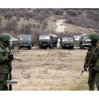 Ukraine calls Russia's actions a Act  of War