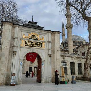 Visita a Eyüp Sultan y Pierre Loti l