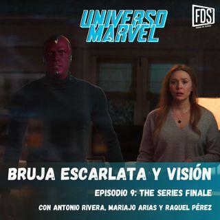 Bruja Escarlata y Visión - Episodio 9 - El final de la serie
