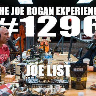 #1296 - Joe List