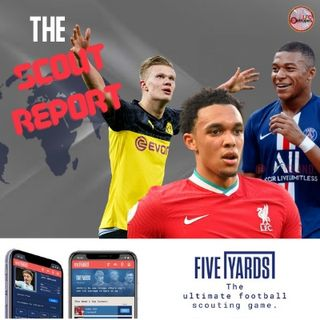 The Scout Report Ep2 | Five Yards | LFC Daytrippers