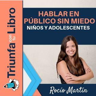 Hablar en público sin miedo: Niños y adolescentes