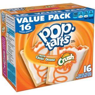 Snacktime Saturday: Orange Crush Poptarts