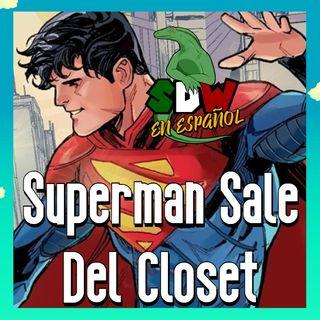 Superman Sale Del Closet
