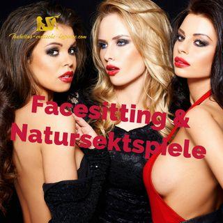 Hörprobe Facesitting und Natursektspiele by Lady Isabella