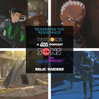 Rehashing the Resistance: Relic Raiders