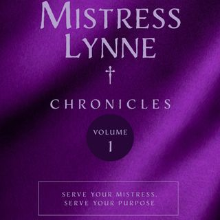 Mistress Lynne Bedtime Story - My First Dominant Experience