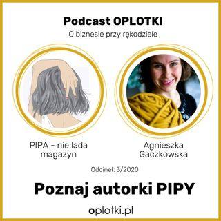 3_2020 PIPA - nie lada magazyn. Poznaj jego autorki.
