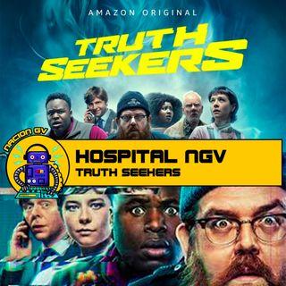 Truth Seekers - Review de series | 6 de diciembre