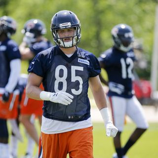 TGTN Special: Guest Daniel Brown Chicago Bears Tight End
