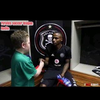 Pirates Soccer League Radio