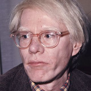 #greatmen Andy Warhol (inglese)