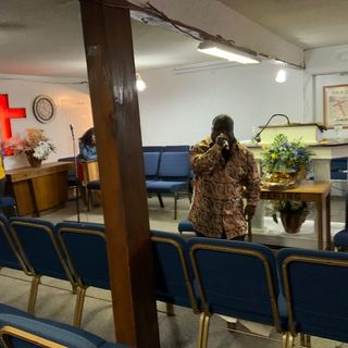 Episode 153 - God's Day with Lady Aunqunic Collins -  Sunday Morning Worship on 10.18.2020 - Part 3