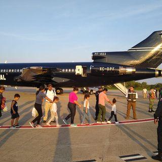 INM repatria a 106 hondureños
