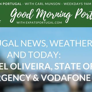 Miguel Oliveira, State of Emergency (cont.) & Vodafone, NOdafone!