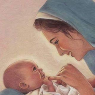 Chi è Maria di Nazaret? La Santa Madre di Dio!😇😍🙏🏻❤️