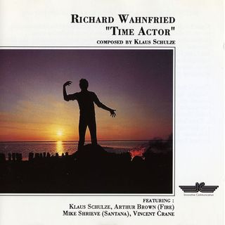 Richard Wahnfried - Charming the wind