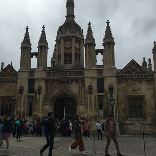 #sarnano Étudier à Cambridge?