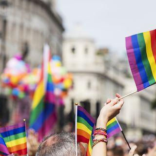 The Rainbow Flag...