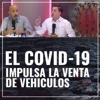 Covid-19 impulsa la venta de vehículos
