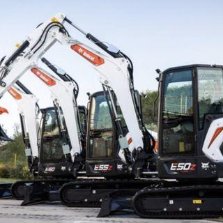 Ascolta la news: Nuovi miniescavatori serie R2 Bobcat da 5-6 tonnellate