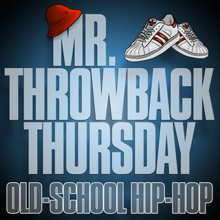 Mr. Throwback Thursday